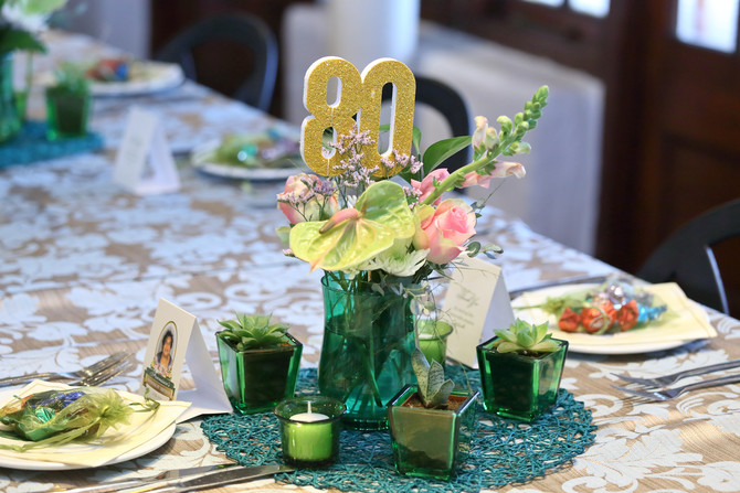 Francisca's 80th Birthday 2