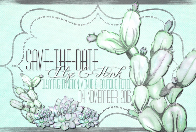 Save-the-Date and Invitations 9